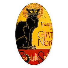 Chat Noir Vintage Decal