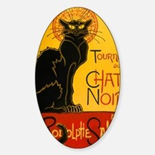 Chat Noir Vintage Decal