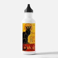 Le Chat Noir Water Bottle