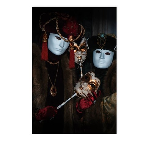 Portrait of Nobles Postcards (Package of 8)