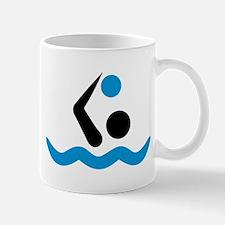Water polo logo Mug