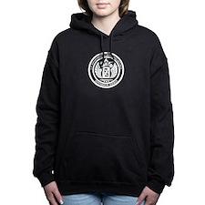 Division Zero Seal White Hooded Sweatshirt