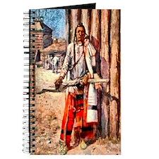 White Robe Native American Journal