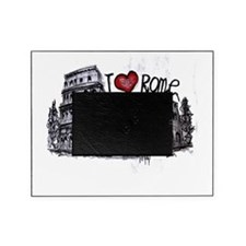 I love Rome  Picture Frame