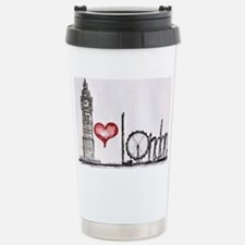 I love London Thermos Mug
