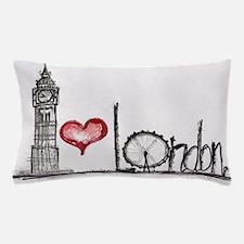 I love London Pillow Case