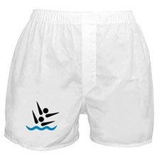 Synchronized swimmer Boxer Shorts