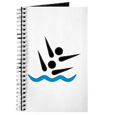 Synchronized swimmer Journal