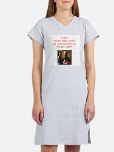 tibet Women's Nightshirt