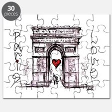 Paris with love  Puzzle