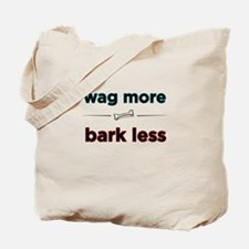 wag_more.png Tote Bag