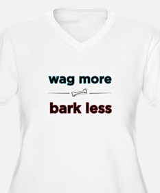 wag_more.png Plus Size T-Shirt