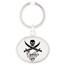 Captains Lady Keychains