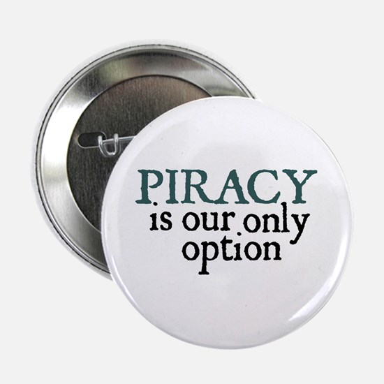 Jane Austen Piracy Button