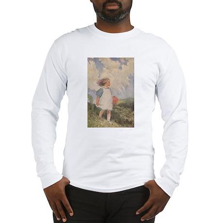 The Wind - Long Sleeve T-Shirt