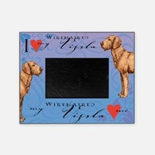 Wirehaired Vizsla Picture Frame