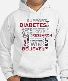 Support Diabetes Research Awareness Hoodie