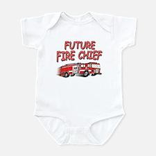 Future Fire Chief Infant Bodysuit