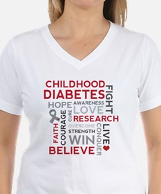 Childhood Diabetes Shirt