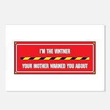 I'm the Vintner Postcards (Package of 8)