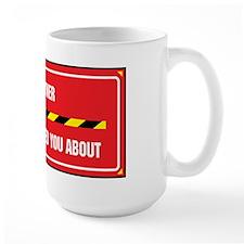 I'm the Vintner Mug