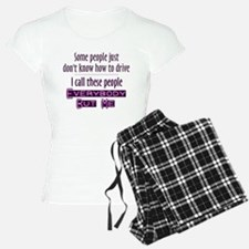 Bad Drivers (Purple) Pajamas