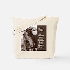 YSAH Tote Bag