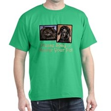 Spay/Neuter Pet T-Shirt
