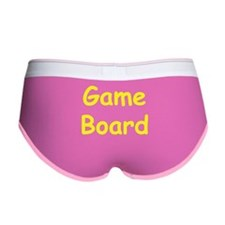 Game Board - The IT Crowd Women's Boy Brief