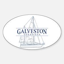 Galveston - Decal