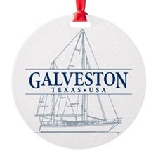 Galveston - Ornament