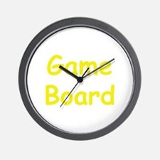 Game Board - The IT Crowd Wall Clock