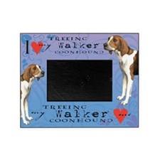 Treeing Walker Picture Frame