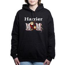 harrier mom darks.png Hooded Sweatshirt