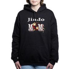 jindo mom darks.png Hooded Sweatshirt