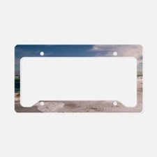 COLD BEACH License Plate Holder