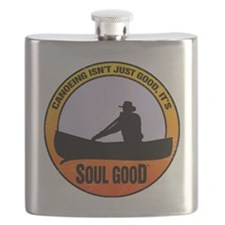 Canoe - Soul Good Flask