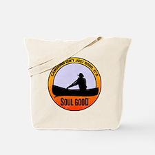 Canoe - Soul Good Tote Bag