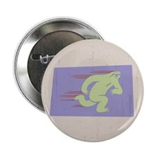 """Speed Sloth 2.25"""" Button (10 pack)"""