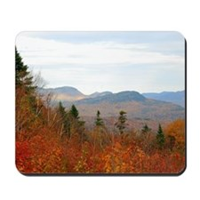 FALL IN NEW ENGLAND Mousepad