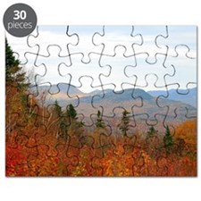 FALL IN NEW ENGLAND Puzzle