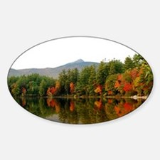 Reflections Of Fall Color Decal
