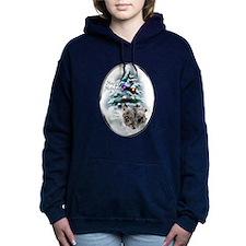skye terrier christmas apparel.png Hooded Sweatshi