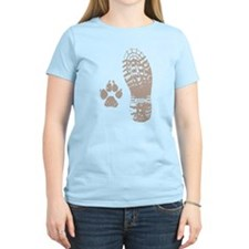 Take a hike Boot n Paw T-Shirt