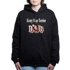 Kerry Blue Terrier Tranz.png Hooded Sweatshirt