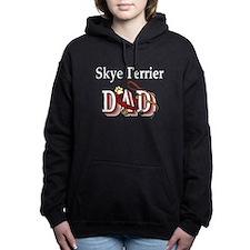 skye terrier dad trans.png Hooded Sweatshirt