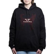BFF Canaan Dog Hooded Sweatshirt