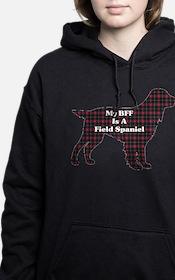 BFF Field Spaniel Hooded Sweatshirt