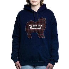 BFF Samoyed Hooded Sweatshirt
