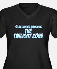 I'd Rather Be Watching The Twilight Zone Women's P